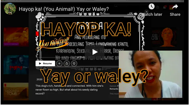 Hayop Ka! (You Animal!), A Pinoy Animation